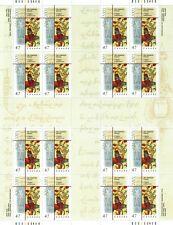 1991 CANADA, 1700 ANN. OF ARMENIAN CHURCH, RARE SAMPLE OF SOUVENIR SHEET, NO TAX