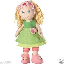 Haba Mali Puppe 2141  Stoffpuppe Anziehpuppe 30cm groß Kuschelpuppe Babypuppe
