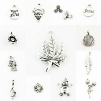 Tibetan Silver Jewelry Beads Jewelry Making Finding Charms Pendant DIY Fashion