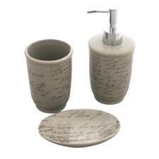 Artículos de baño de cerámica color principal beige