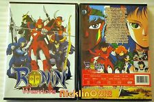Ronin Warriors Samurai Troopers Complete 1-39 +11 OVA Anime DVD Collection Set