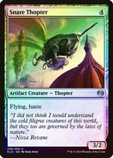 Snare Thopter FOIL Kaladesh NM Artifact Uncommon MAGIC GATHERING CARD ABUGames
