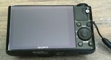 Sony DSC-RX100 With 3 batteries, 16GB SD card and case