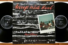 AVERAGE WHITE BAND-Person to Person-GER 1976-DLP/2 LP 's-phasedepleinecapacitéopérationnelle-RCA Top