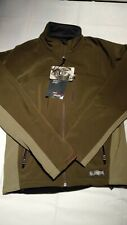 REI One Mens Jacket Wind and Rain Proof Olive Size Small