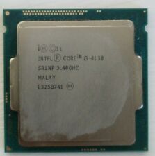 Intel Core i3-4130 3.40 GHz LGA1150 Processor (SR1NP)