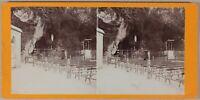 Pesanti Francia Foto P. Viron Stereo PL55L2n Vintage Albumina c1885