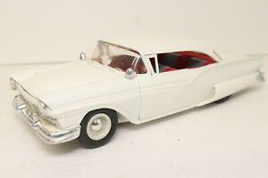 Vintage Built Model Car 1/25 1957 Ford Custom Lead Sled 1950's Junkyard Parts
