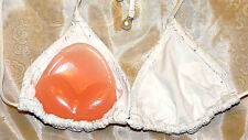 2 schöne SILIKON Einlagen für den Bikini S M L XS PUSH UP Kissen 32 34 36 38