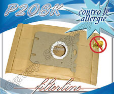 P208K 8 paper filter bags x Philips Expression HR 8331