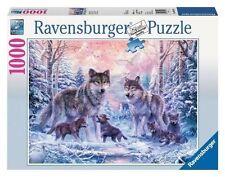 Ravensburger Arctic Wolves 1000pc Jigsaw Puzzle