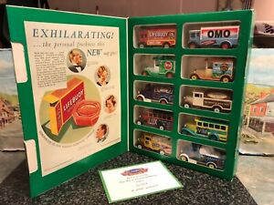 Cameo Collectables THE UNILEVER COLLECTION 99727 die cast model set