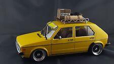 Dach Gepäckträger Kit 1:18 Tuning Umbau Modellbau Diorama VW Opel BMW