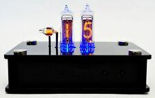 In-16 Nixie tubos set para temp 'n' Glow Tube termómetro tubes Clock reloj Kit