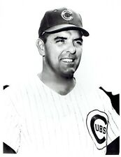 1967 Vintage Photo Chicago Cubs left-handed Pitcher Curt Simmons in uniform