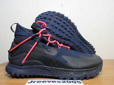 Nike Terra Setrig Boots Sz 10 100% Authentic Obsidian 916830 400