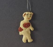 Tragant Christbaumschmuck - Bär  (# 9519)