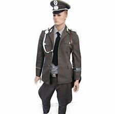 NVA Uniform ähnl. Wehrmacht Schirmmütze Museum Gr. 50 Fasching Karneval FDJ DDR
