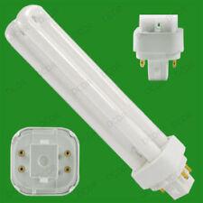 Bombilla de bajo consumo de interior con casquillo 4-pin color principal blanco