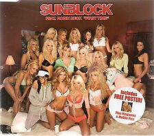 SUNBLOCK feat ROBIN BECK - FIRST TIME (3 track CD single)