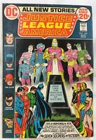Justice League Of America #100 Mournful Cover Superman Batman Flash Green Arrow