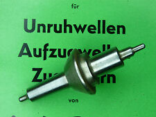 Unruhwelle für Bidlingmaier Bifora Taschenuhr Armbanduhr (1 Stk freie Auswahl)