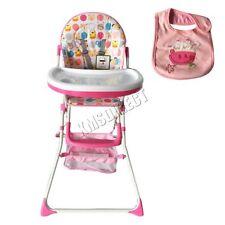Tronas rosa para bebés