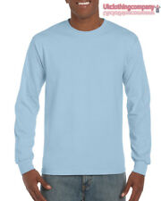 Gildan Hammer Adult Casual Long Sleeve Cotton t-shirt-Mens Tops s m l xl 2xl