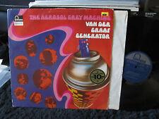 VAN DER GRAAF GENERATOR the aerosol grey machine '69 nm fontana germany lp 1y/2y