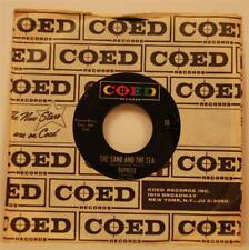 Duprees The Sand & The Sea / (It's No) Sin 45 M- 1964 Doo Wop R&B Coed CO-587
