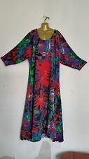Plus Size 32-34-36 Long Quirky Lagenlook Maxi Dress fit 1647 Size 6 6XL