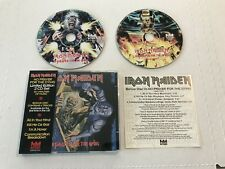 Iron Maiden-No Prayer For The Dying-Limited Ed 2CD 1995 Castle 110-2 /Bonus Disc