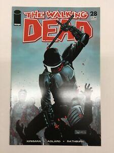 The Walking Dead #28 (2006) FIRST PRINT Robert Kirkman Charlie Adlard VF/NM