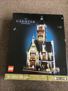 Lego Haunted House 10273 Complete Preowned Excellent Condition Boxed With Book