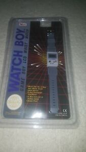 Nintendo Gameboy Watch Boy MANI Original 1992 - untested