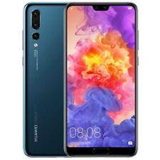 Huawei P20 Pro 128GB Midnight Blue TECEL Wireless CLT-L04 Free Shipping IP025902