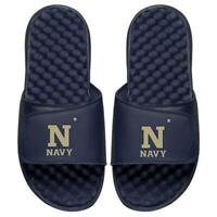 Naval Academy Navy Slides ISlide Primary Adjustable Sandals
