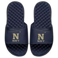 Naval Academy Navy Slides ISlide Primary Adjustable Sandals