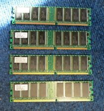 Hynix HYMD23264B8J-J (4 x 256MB) 1GB DDR SDRAM PC2700 CL2.5 184 Pin DIMM RAM