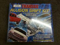ALLISON 1000 2000 2400 TRANSGO SHIFT KIT (2001-2005)
