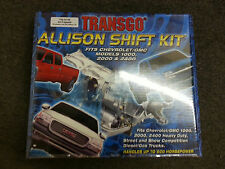 ALLISON 1000 2000 2400 TRANSGO SHIFT KIT (2001-2005)