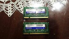 KIT MEMORIA 2GB (2X1GB) ADATA 1RX8 PC2-6400S-555 200PIN NOTEBOOK