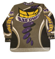 AXO Sport Dye Max Motorcross Jersey Men's Size XL Retro, Rare 1995 Vintage