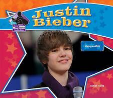 Justin Bieber: Singing Sensation (Big Buddy Books: Buddy Bios) by Sarah Tieck
