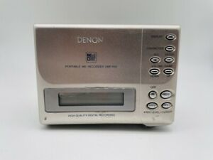 MD2017 Not Tested  SONY Portable MiniDisc Recorder MZ-R50 MD WALKMAN  Silver