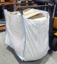 20 Stück HOLZ BIG BAG 100x100x160 cm * speziell für Brennholz