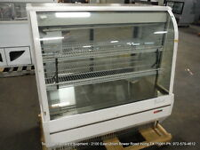 """Turbo Air Tcdd-48-2-H-S 48 1/2"""" Curved Glass Refrigerated Deli Case High Profile"""
