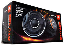 "JBL GTO429 Premium 4-Inch Car Speakers Coaxial Speaker New 4"" (Pair) Car Speaker"