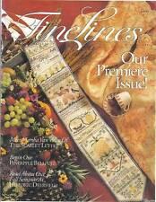 FineLines Magazine Summer 1996 Vol 1 No 1.  Copy