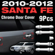 Chrome Door Catch Molding B812 For HYUNDAI 2010 2011 2012 Santa Fe The Style